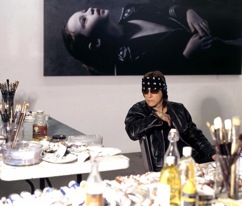 "Helnwein and ""Modern Sleep"""