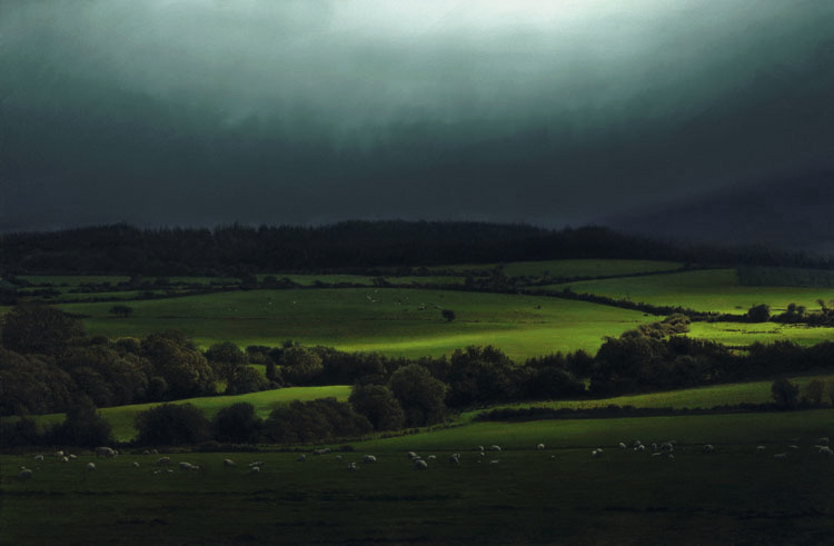 Irish Landscape 4 (Waterford)