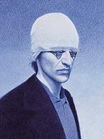 Gottfried-HelnweinSelf-Portrait-1993
