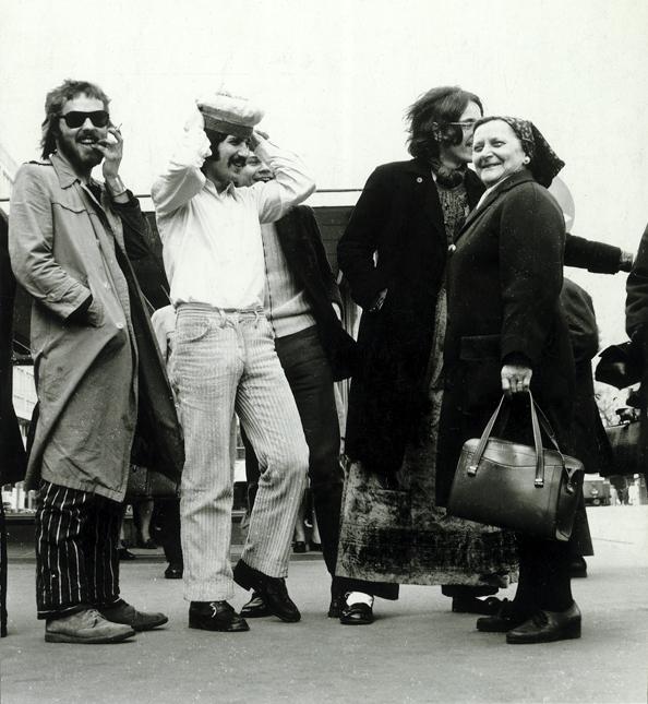 Manfred Deix, Joseph Bramer, Fritz Hechelmann, Gottfried Helnwein