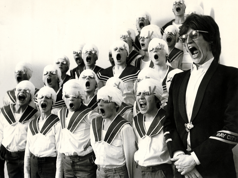 "Scene from the Film ""Helnwein"""