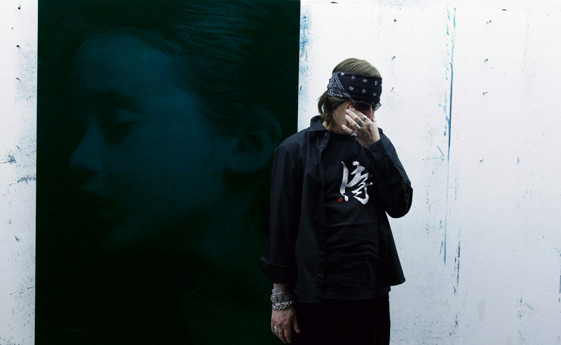 Helnwein with Sleep 5