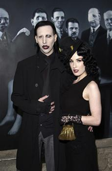 Manson and Dita