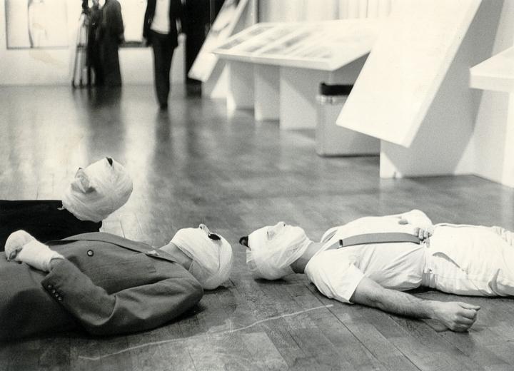 Helnwein Retrospektive, Münchner Stadtmuseum