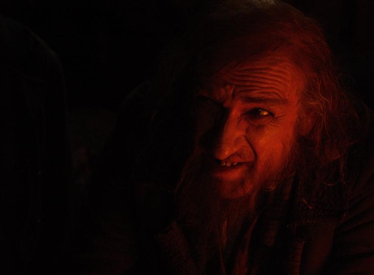 Sir Ben Kingley as Fagan