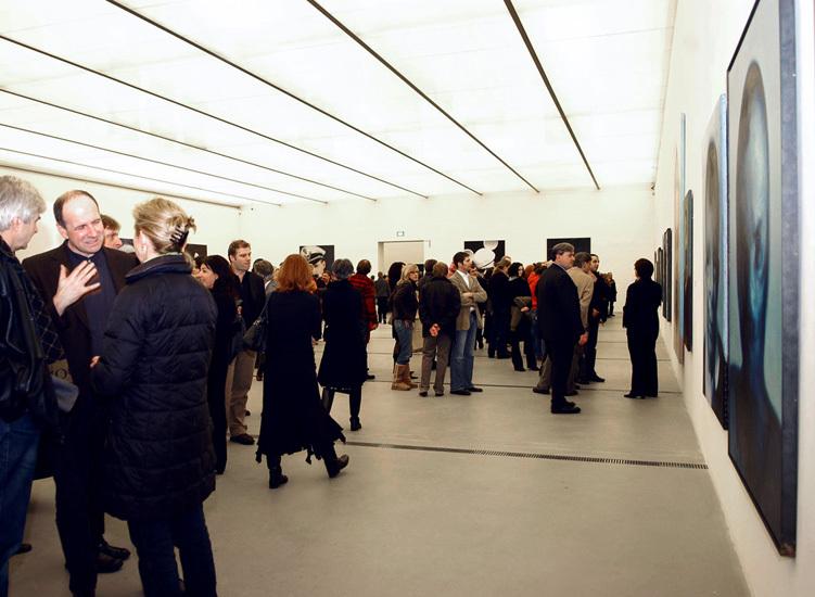 """""""Face it"""",  Gottfried Helnwein Solo Show at the Lentos Museum of Modern Art Linz"""