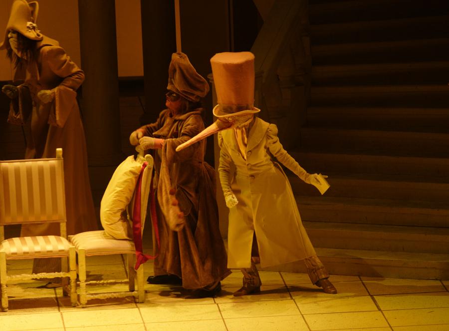 Der Rosenkavvalier by Richard Strauss