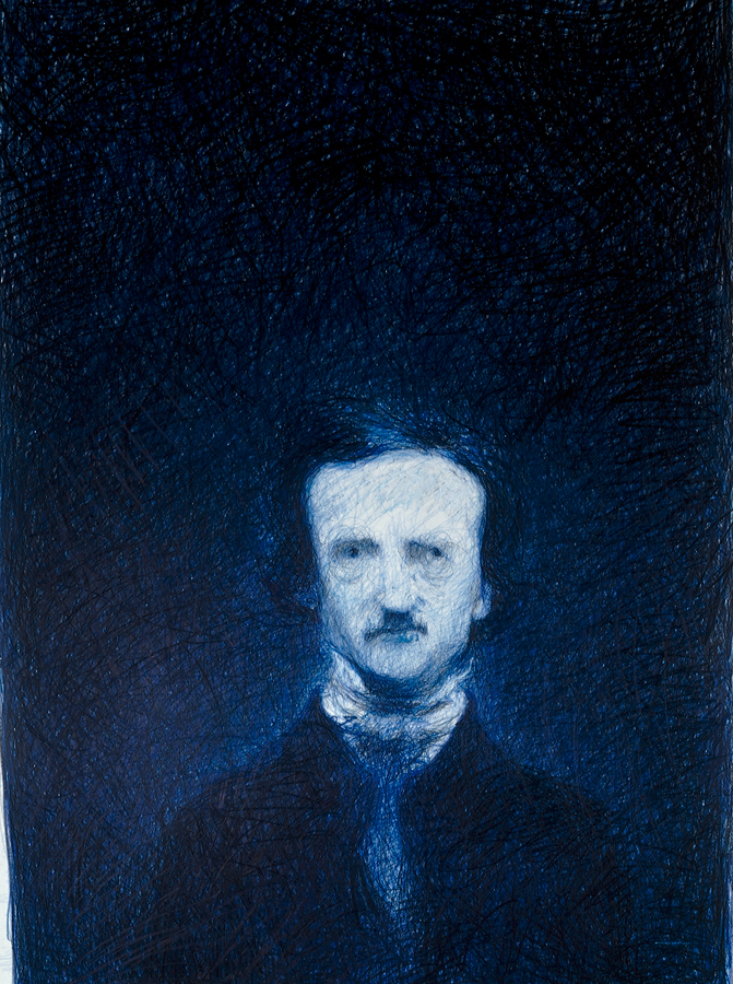 Edgar Allen Poe meint es nicht so