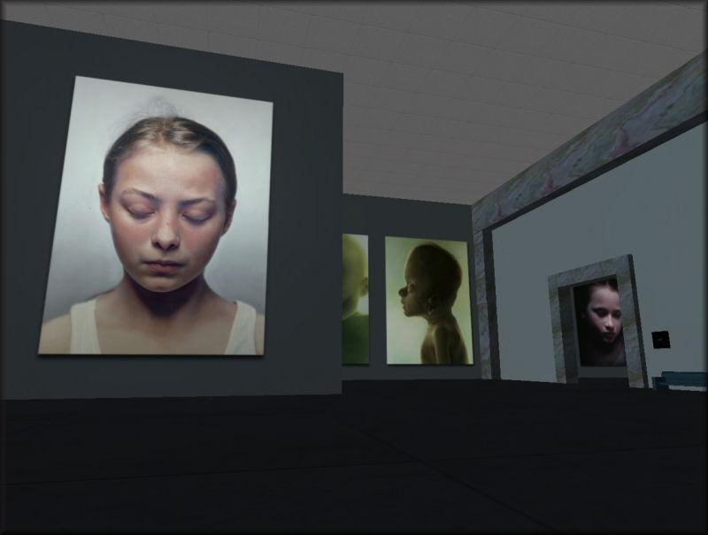 The Helnwein Virtual museum of Art