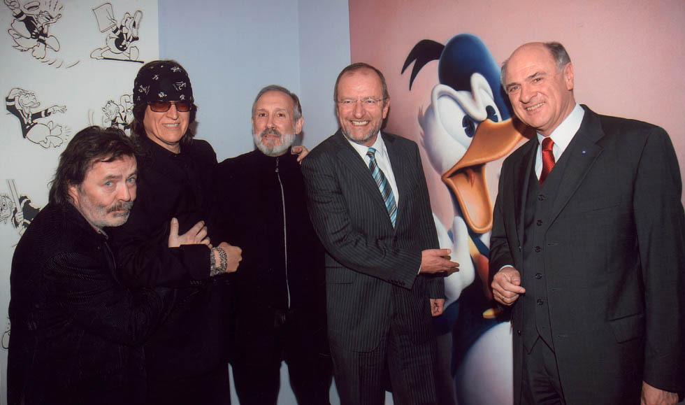 """Eröffnung der Ausstellung """"Und die Ente ist Mensch geworden..."""""""