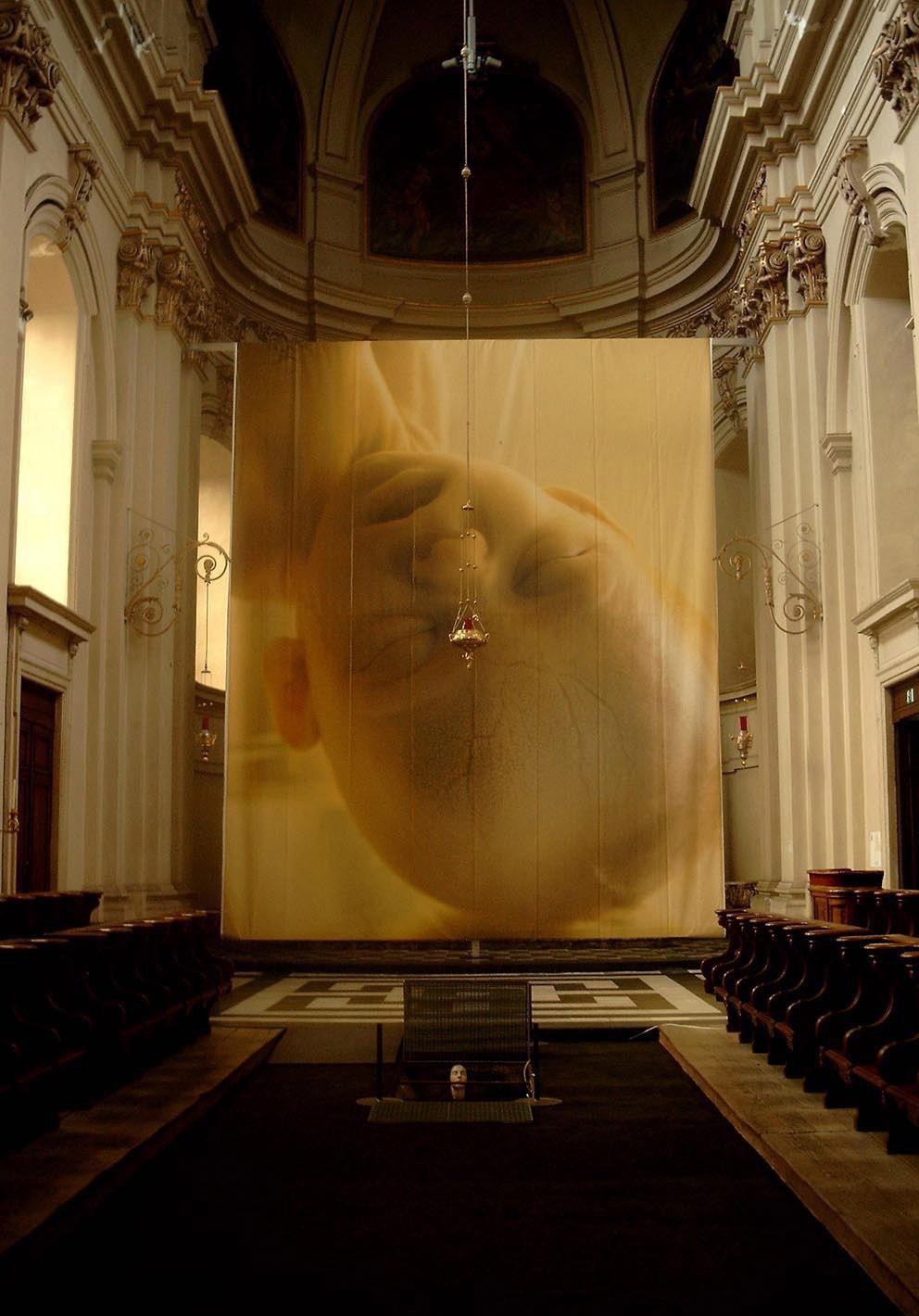 Soul,  Installation, Bruges, Belgium 2005