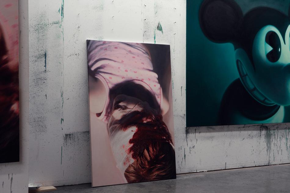 Los Caprichos, Studio Los Angeles