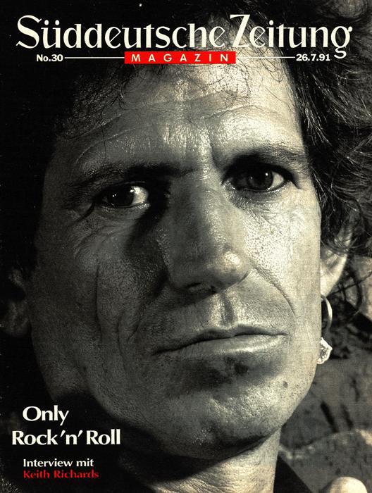 Coverstory Keith Richards
