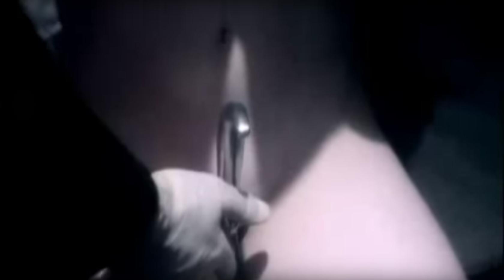 "Helnwein in ""MARILYN MANSON ""PHANTASMAGORIA: THE VISIONS OF LEWIS CARROLL"" TRAILER (UNCENSORED HD)"