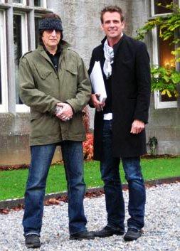 ATV interview with Gottfried Helnwein
