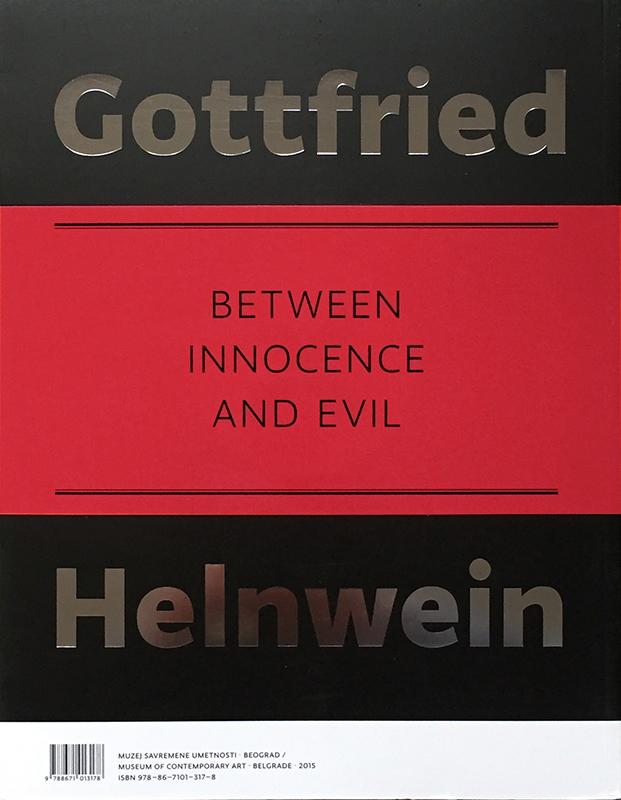 Gottfried Helnwein - Between Innocence and Evil