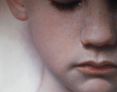 Kindskopf (Head of a Child)
