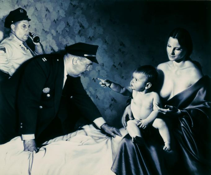 American Madonna (Epiphany IV)