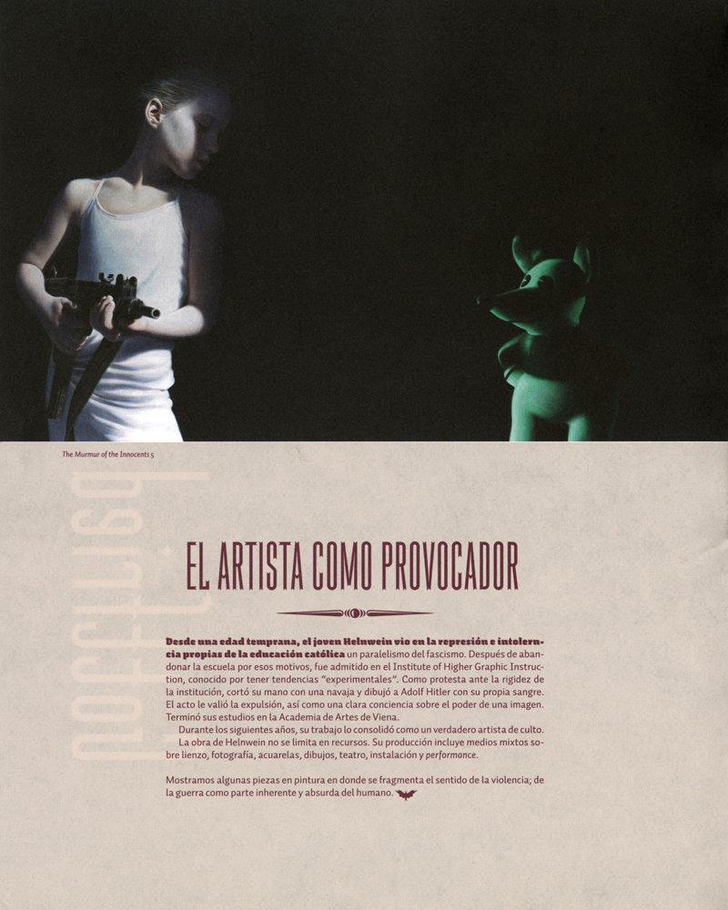 picnic art magazine, Mexico