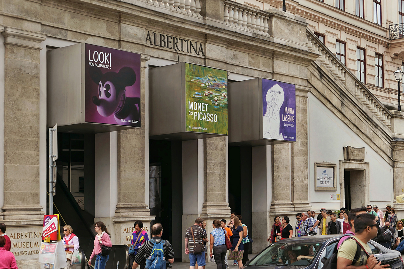 Albertina Museum Wien, Look! New Aquisitions
