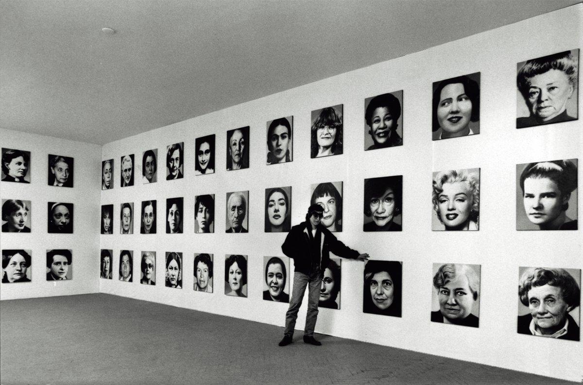 Gottfried Helnwein, 48 Portraits