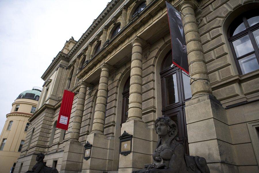 Galerie Rudolfinum, Prague