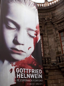 October-18-Opening-of-3-Helnwein-exhibitions-in-Mexico-City