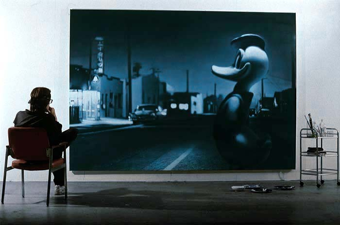 """Helnwein and """"In the Heat of the Night"""""""