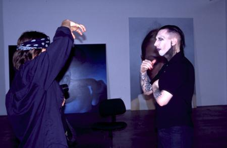 Helnwein and Manson