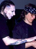Henwein-starts-collaborating-with-Marilyn-Manson-on-a-several-visual-art-projects