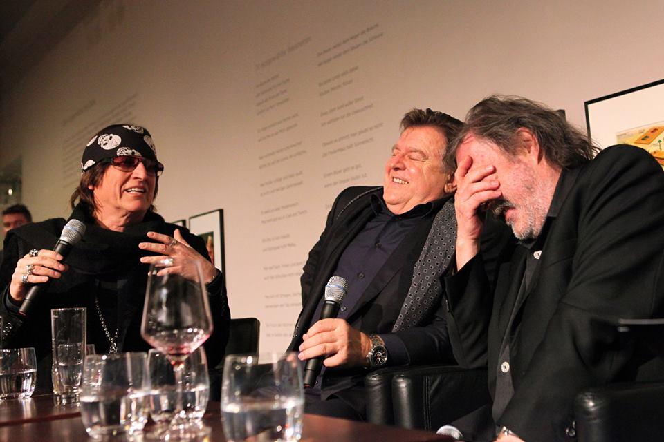 Gottfried Helnwein, Lukas Rsitarits und Manfred Deix, Karikaturmuseum Krems