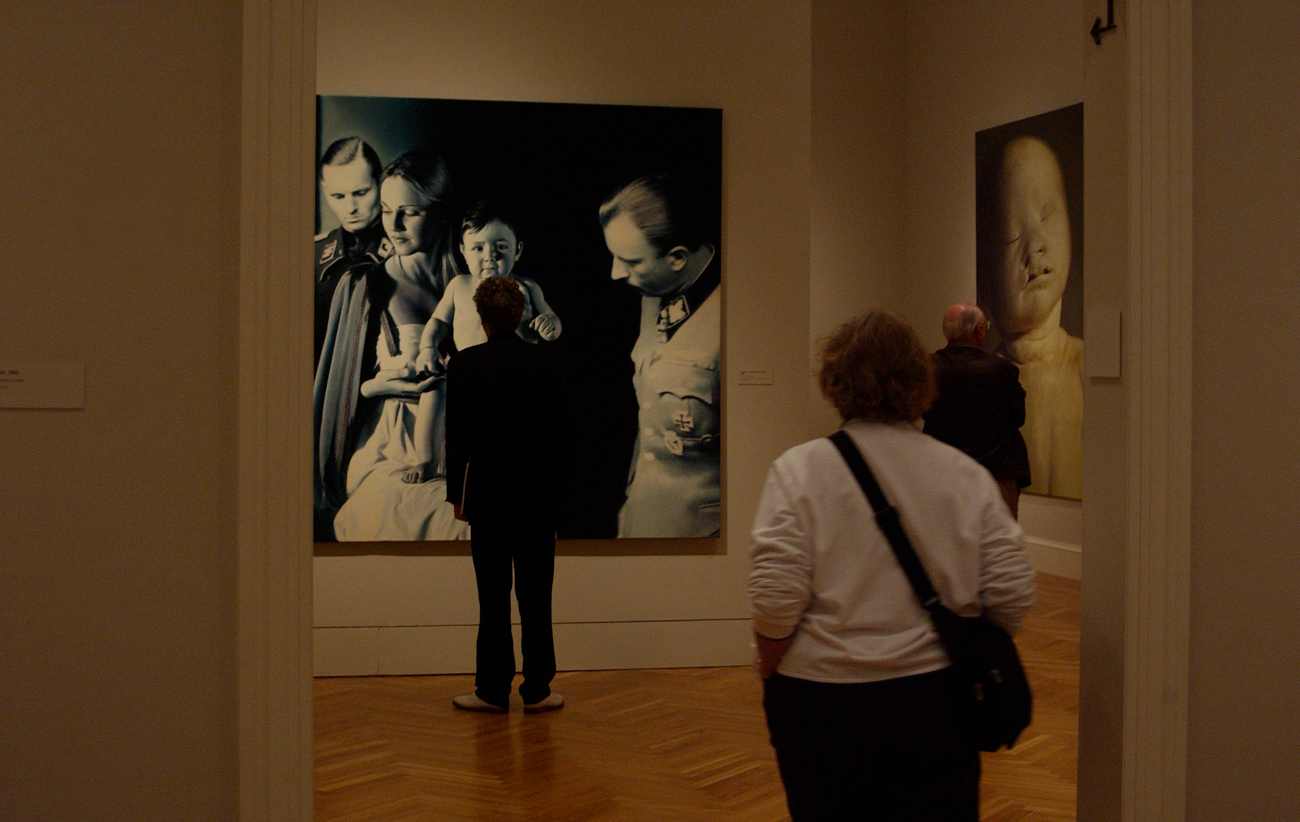 'The Child', solo show at the California Palace of the Legion of Honor
