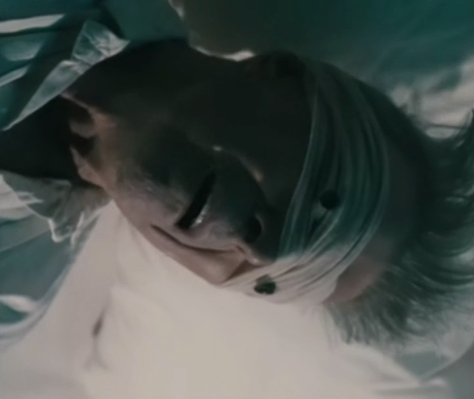 David bowie's last video 'Lazarus'