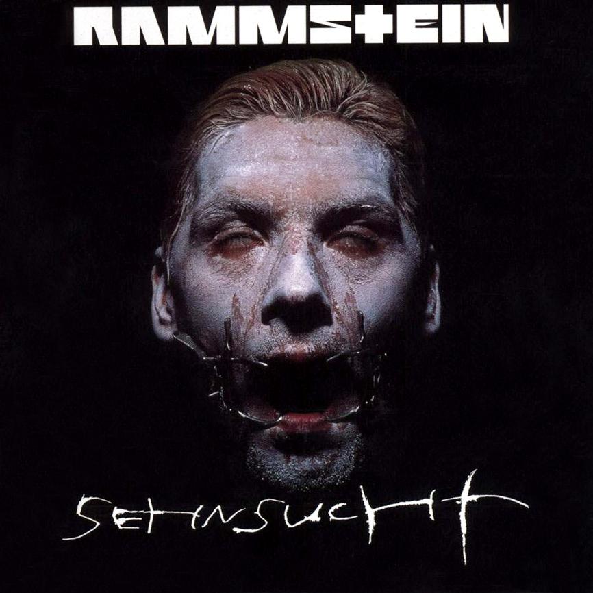 Rammstein - Sehnsucht, Album Cover