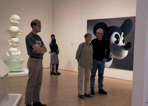 Mouse I,  Gottfried Helnwein