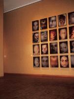 The-Ludwig-Museum-Cologne-shows-Helnweins-Installation-Poems-in-the-exhibition-Augenblick-und-Endlichkeit-Das-von-der-Photographie-gepraegte-Jahrhundert