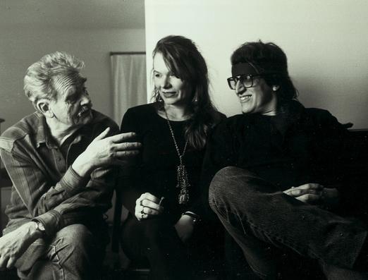 HC Artmann, Renate and Gottfried Helnwein