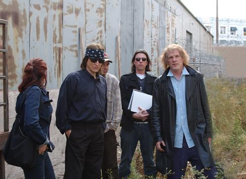 Gottfried Helnwein, Nick Nolte and friends