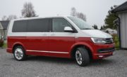 volkswagen transporter of ford transit