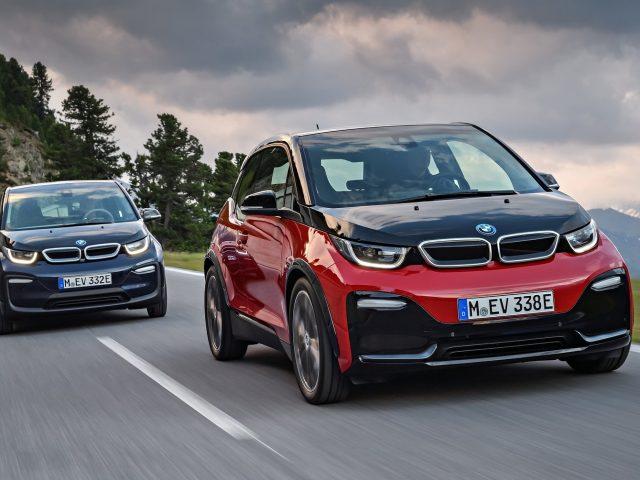 BMW i3 i3s leasen