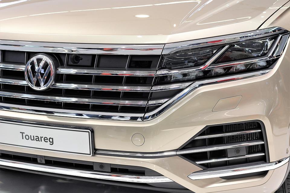 VW Touareg 2018 leasen
