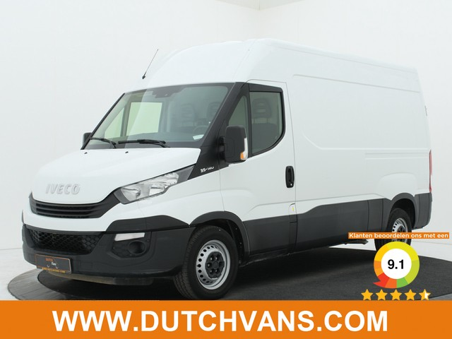 Iveco Daily uit 2017