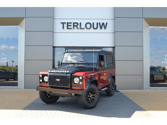Land Rover Defender uit 2015