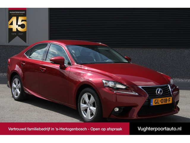 Lexus IS uit 2015