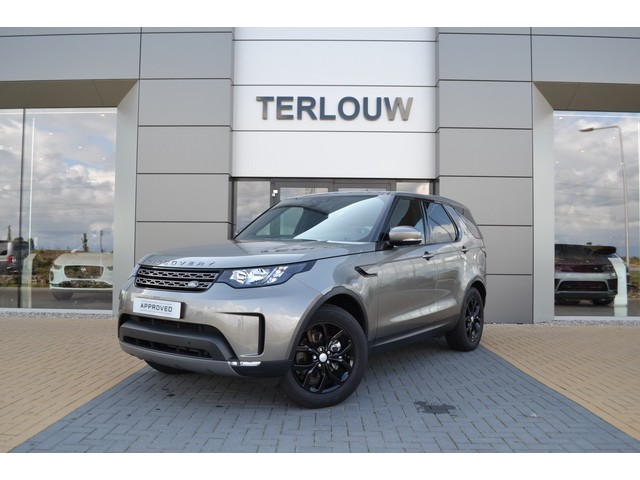 Land Rover Discovery uit 2019