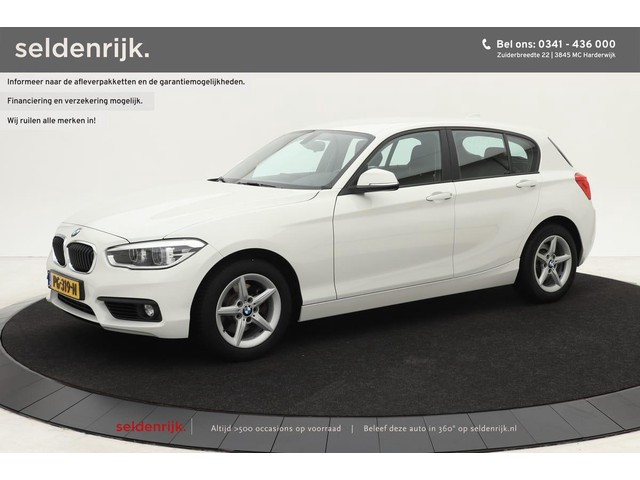 BMW 1 Serie uit 2017