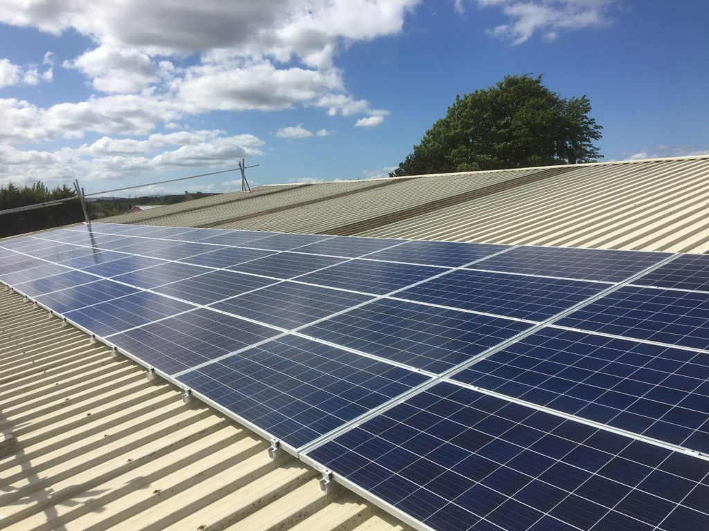 Kellihers Cork Solar PV Open Day Fri. 7th July