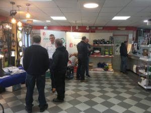 Gigamedia Breakfast Mornings a great success at Kellihers nationwide branch network