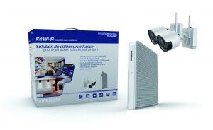 new security wireless camera kit