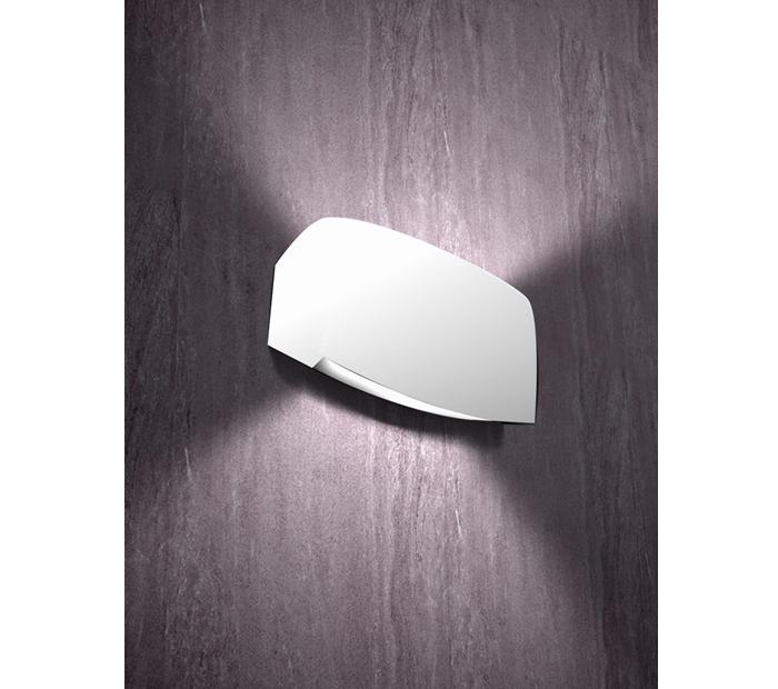 ABRAM 190 UP-DOWN WHITE LED